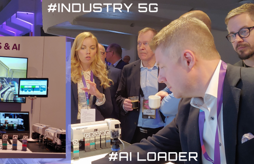 AI LOADER INDUSTRY 5G