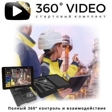 360 Video Starter Kit