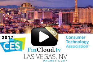 FinCloud.tv at CES 2017 Las Vegas